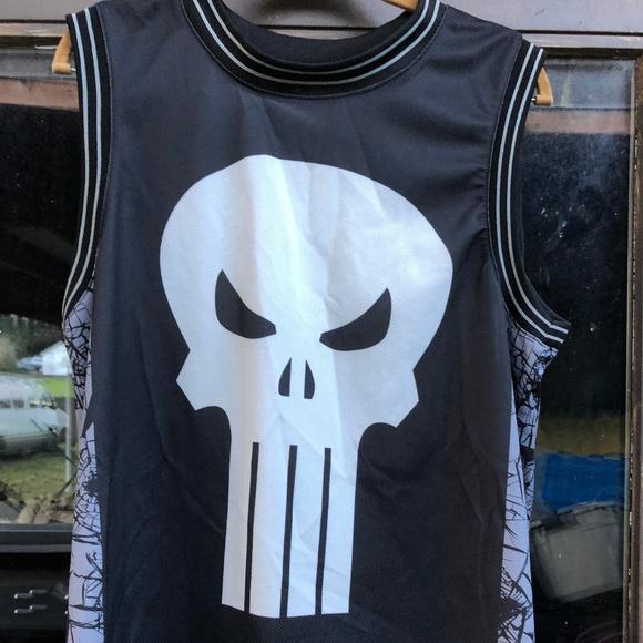 f6f62960 Marvel Shirts | The Punisher Skull Frank Castle Mens Shirt | Poshmark